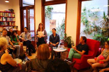Video de la Presentación de Mente abierta, vida plena en la librería Documenta