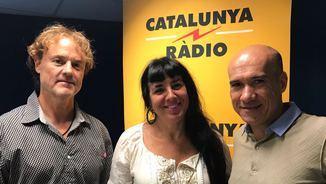 Entrevista a Manel Saltor en el programa «L'ofici de viure» de Catalunya Ràdio, con Gaspar Hernàndez