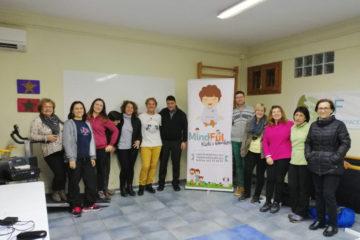Curso MindfulKids&Families para AETATE – AHIDA