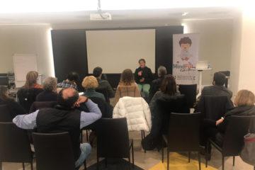 Finaliza el curso de Mindfulness para familias de la Federación Catalana d'Autismo