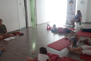 Curso de Mindfulness «MindfulKids&Families» para AMEIBA