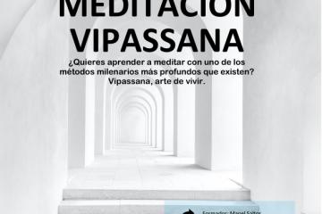 Curso de Meditación Vipassana